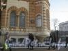 Лиговский пр., дом 62. Особняка Ф. К. Сан-Галли. Табличка с номером дома. Фото февраль 2012 г.
