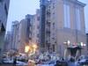 Невский пр., дом 175. Общий вид дома со стороны двора. Фото февраль 2012 г.
