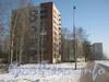 Пр. Народного ополчения, дом 245. Общий вид жилого дома. Фото февраль 2012 г.
