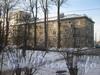 Ириновский пр., дом 39, корп. 1. Общий вид со стороны дома 41 корпус 2. Фото февраль 2012 г.