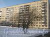 Ириновский пр., дом 35. Общий вид дома со стороны двора и ул. Лазо. Фото февраль 2012 г.