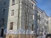Ириновский пр., дом 39, корп. 2. Общий вид дома со стороны проезда к дому 58 по ул. Коммуны. Фото февраль 2012 г.