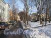 Ириновский пр., дом 39, корп. 2. Проезд параллельно вторым корпусам малоэтажных домов по Ириновскому пр. к дому 58 по ул. Коммуны. Фото февраль 2012 г.