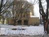 Ириновский пр., дом 41, корп. 3. Вид со стороны дома 41 корпус 2. Фото февраль 2012 г.