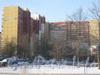 Ленинский пр., дом 95, корп. 2. Общий вид со стороны левого крыла дома 95 корпус 1. Фото февраль 2012 г.