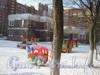 Ленинский пр., дом 97, корп. 2. Общий вид Детского сада № 67. Фото февраль 2012 г.