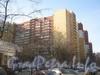 Ленинский пр., дом 95, корп. 2. Фото февраль 2012 г.