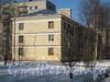 Пр. Ветеранов, дом 156. Дом с трещиной. Фото февраль 2012 г. со стороны дома 34 корпус 5 по ул. Пограничника Гарькавого.
