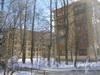 Пр. Ветеранов, дом 152, корп. 1. Общий вид домов 152 корпус 5 (справа) и корпус 4 (слева). Фото февраль 2012 г. со стороны дома 156.