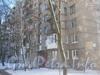 Пр. Ветеранов, дом 152, корп. 1. Общий вид дома со стороны пр. Ветеранов. Фото февраль 2012 г.