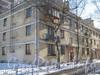 Пр. Ветеранов, дом 156. Общий вид дома со стороны пр. Ветеранов. Фото февраль 2012 г.