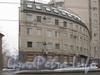 Пр. Обуховской Обороны, дом 209. Левая часть дома. Фото февраль 2012 г.