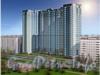 Пр. Луначарского, дом 78, корп. 5. Проект нового жилого дома.