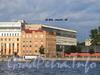 Бол. Сампсониевский пр., д. 60, лит. И. Производственный корпус, выходящий в Беловодский переулок. Вид с Аптекарской набережной. Фото сентябрь 2011 г.