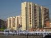 Ленинский пр., дом 96, корп. 1. Общий вид жилого дома. Фото март 2012 г.