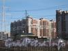 Ленинский пр., дом 88. Общий вид жилого дома со стороны Брестского бульвара. Фото март 2012 г.