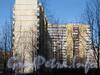 Ленинский пр., дом 79, корп. 2. Общий вид жилого дома со двора. Фото март 2012 г.