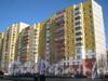 Ленинский пр., дом 79, корп. 2. Общий вид со стороны дома 32 по ул. Маршала Захарова. Фото март 2012 г.