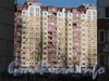 Ленинский пр., дом 79, корп. 3. Вид между домами 79 корпус 1 и 2 на корпус 3. Фото март 2012 г.