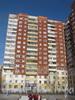 Ленинский пр., дом 79 корпус 1. Угол со стороны дома 79 корпус 2. Фото март 2012 г.