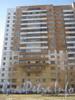Ленинский пр., дом 75, корпус 2. Левое крыло дома. Фото март 2012 г.