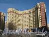 Ленинский пр., дом 77 корпус 2. Общий вид дома со стороны двора дома 79 корпус 1. Фото март 2012 г.