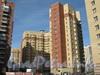 Ленинский пр., дом 77 корпус 1. Общий вид здания со стороны дома 79 корпус 1. Фото март 2012 г.