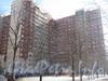 Ленинский пр., дом 79 корпус 1. Общий вид со стороны дома 77 корпус 1. Фото март 2012 г.