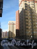 Ленинский пр., дом 67 корпус 2. Вид от дома 77 корпус 2 по проезду параллельно дому 75 корпус 2. Фото март 2012 г.