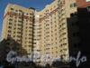Ленинский пр., дом 75 корпус 1. Общий вид со стороны дома 77 корпус 1. Фото март 2012 г.