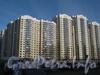 Ленинский пр., дом 78, корпус 1 литер А. Общий вид с пр. Кузнецова. Фото март 2012 г.