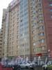 Ленинский пр., дом 75, корпус 1. Общий вид со стороны Ленинского пр. Фото март 2012 г.