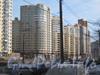 Ленинский пр., дом 82, корпус 1. Общий вид строящегося здания со стороны дома 77 корпус 1. Фото март 2012 г.