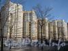 Ленинский пр., дом 82, корпус 1. Фасад со стороны Ленинского пр. Фото март 2012 г.