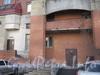 Ленинский пр., дом 81 корпус 1. Парадная со стороны Ленинского пр. Фото март 2012 г.