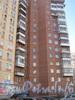 Ленинский пр., дом 79 корпус 1. Общий вид угловой части со стороны дома 79 корпус 3. Фото март 2012 г.