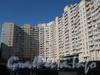 Ленинский пр., дом 87, корпус 1. Общий вид со стороны двора. Фото март 2012 г.