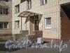 Ленинский пр., дом 91. Парадная. Фото март 2012 г.
