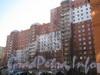 Ленинский пр., дом 93, корпус 2. Общий вид со стороны дома 91. Фото март 2012 г.