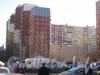 Ленинский пр., дом 95, корпус 2. Общий вид со стороны дома 91. Фото март 2012 г.
