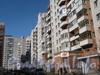 Ленинский пр., дом 91. Общий вид со стороны дома 93 корпус 2. Фото март 2012 г.