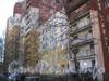 Ленинский пр., дом 95, корпус 2. Общий вид со стороны дома 93 корпус 1. Фото март 2012 г.