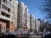Ленинский пр., дом 95, корпус 1. Общий вид со стороны двора. Фото март 2012 г.