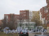 Ленинский пр., дом 95, корпус 3 (на переднем плане) и корпус 2 (на заднем плане). Фото март 2012 г.