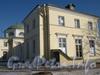 Пр. Стачек, дом 226. Здание детской художественной школы. Фото март 2012 г.