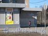 Пр. Ветеранов, дом 87. Две таблички с номером дома. Фото март 2012 г.