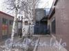 Витебский пр., дом 47, лит. Г. Задний двор здания. Фото апрель 2012 г.