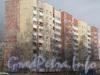 Пр. Маршала Жукова, дом 45. Общий вид дома перед косметическим ремонтом. Фото апрель 2012 г.