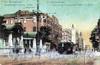 Вход в сад и театр «Аквариум» и доходный дом Г. А. Александрова. (из сборника «Петербург в старых открытках»)