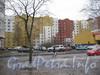 Пр. Маршала Жукова, дом 43 корпус 1. Общий вид дома с Ленинского пр. Фото март 2012 г.